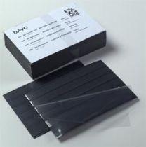 100 Cartes Classeur Davo N5 Horiz. (210x148mm)
