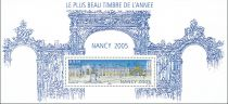 2006 - Timbre Bloc Souvenir France Nancy 2005 - 14