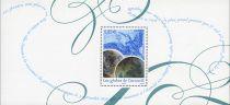 2008 - Timbre Bloc Souvenir France Les Globes de Coronelli - 26