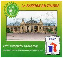 2008 Bloc FFAP n°2 81ème Congrès Paris