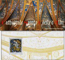 2009 - Timbre Bloc Souvenir France Cathédrale Ste Cécile Albi - 37