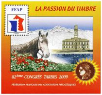 2009 Bloc FFAP n°3 82ème Congrès Tarbes