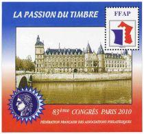 2010 Bloc FFAP n°4 83ème Congrès Paris