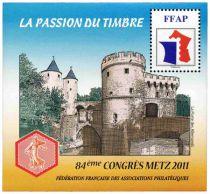 2011 Bloc FFAP n°5 84ème Congrès Metz