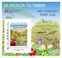 2016 Bloc FFAP n°11 89ème Congrès Paris