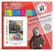 2017 Bloc FFAP n°13 90ème Congrès Cholet
