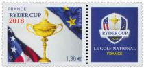 2018 - Timbre France Ryder Cup n°5245