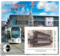 2018 Bloc CNEP Salon Paris-Philex n°78