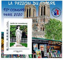 2020 Bloc FFAP n°17 93ème Congrés Paris 2020