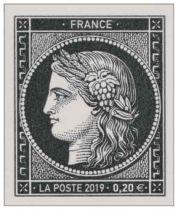 5305A - Timbre France Cérès 0.20 2019
