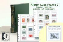 Album France Luxe 2 - 1949/1965 pour Timbres AV