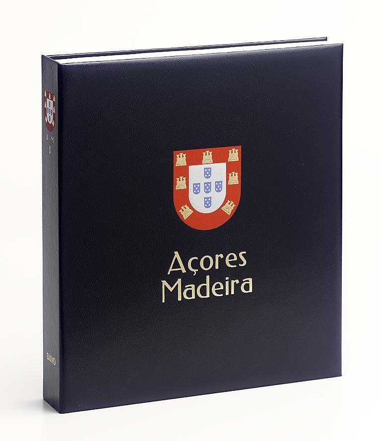 Album Luxe Acores Madère I 1980-1995 DAVO