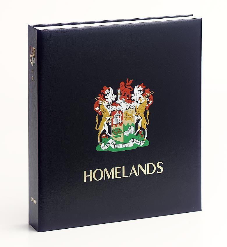 Album Luxe Afrique du Sud Homelands I 1976-1989
