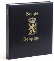 Album Luxe Belgique Carnets 1 1969-2018
