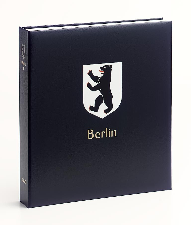 Album Luxe Berlin I 1948-1990