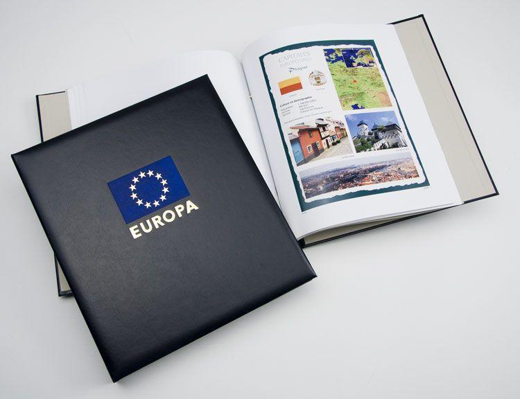 Album Luxe Capitales Européennes 2002-2013