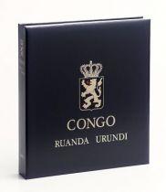 Album Luxe Congo Belge 1886-1961