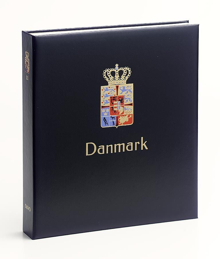 Album Luxe Danemark I 1851-1969