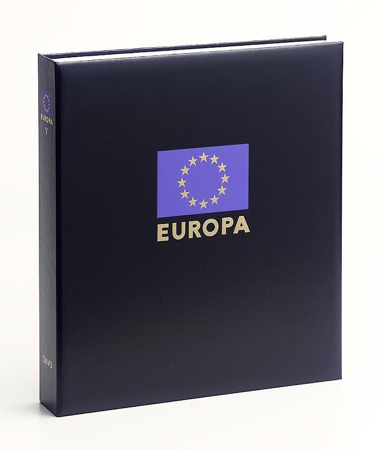 Album Luxe Europa CEPT I 1956-1969