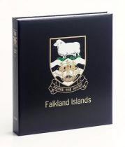 Album Luxe Falkland Dépendances I 1944-2009
