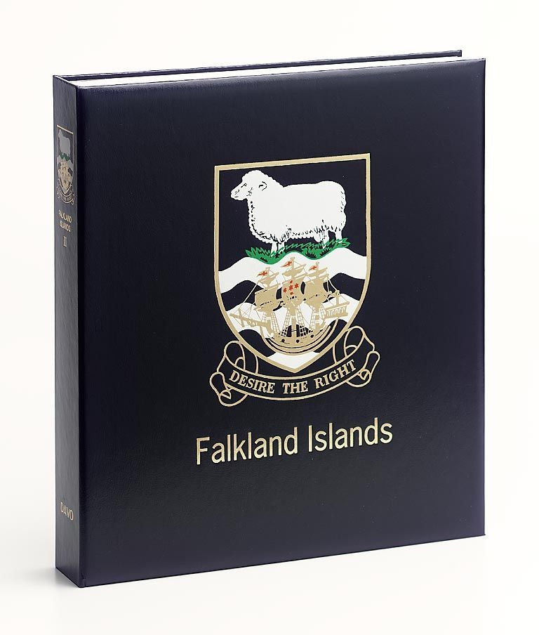 Album Luxe Falkland Island II 1996-2012