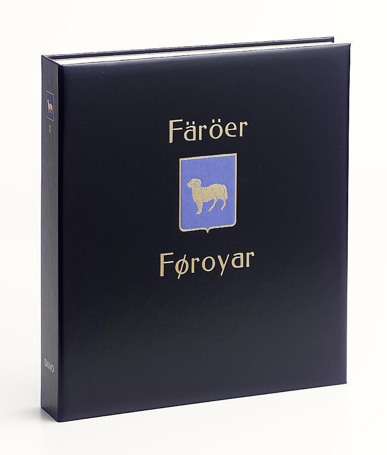Album Luxe Féroe 1 1940-2009