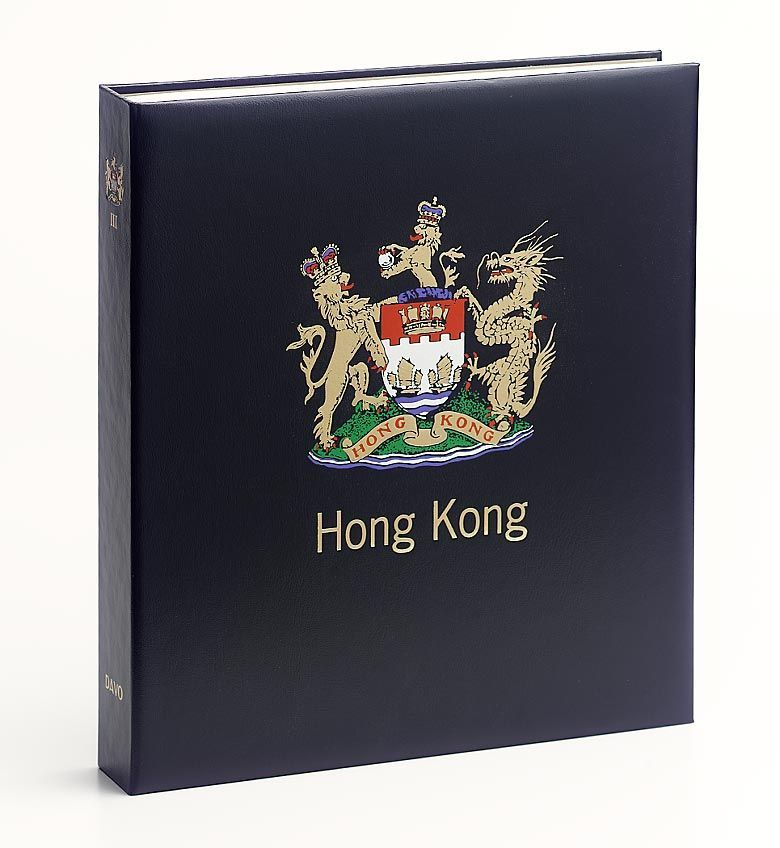 Album Luxe Hong Kong III GB 1990-1997