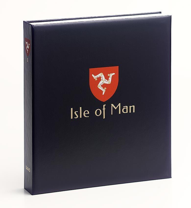 Album Luxe Ile de Man I 1973-1999