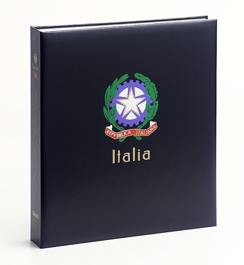 Album Luxe Italie République IV 2000-2009
