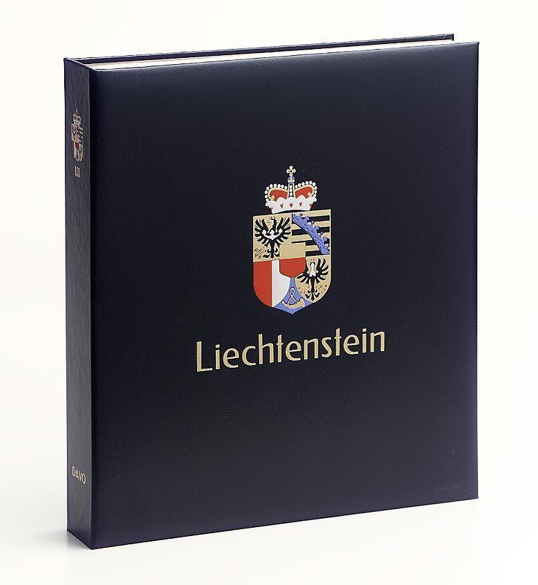 Album Luxe Liechtenstein I 1912-1969