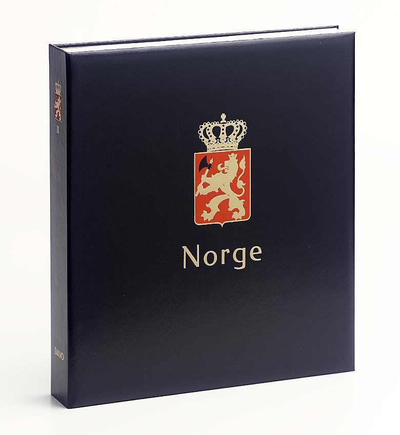 Album Luxe Norvège I 1855-1969