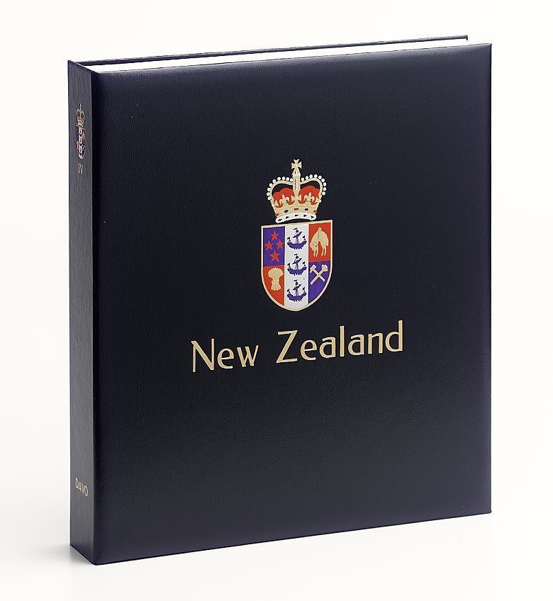 Album Luxe Nouvelle Zélande V 2003-2009