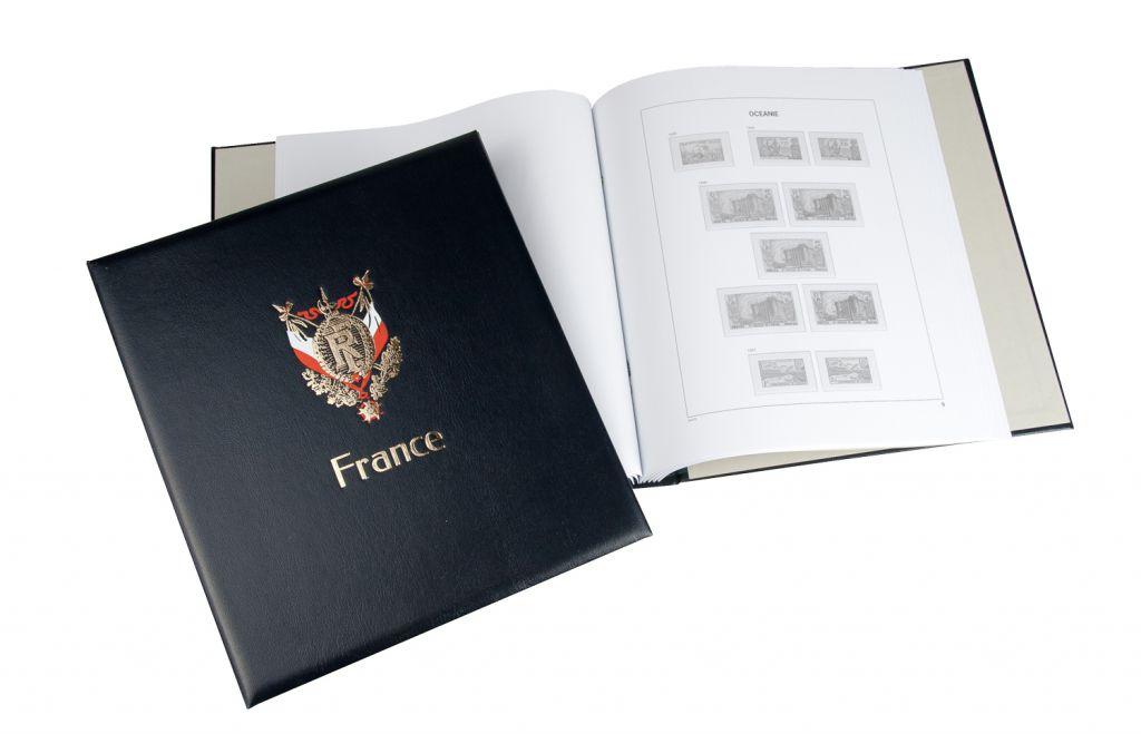 Album Luxe Océanie 1892-1956 pour Timbres DAVO