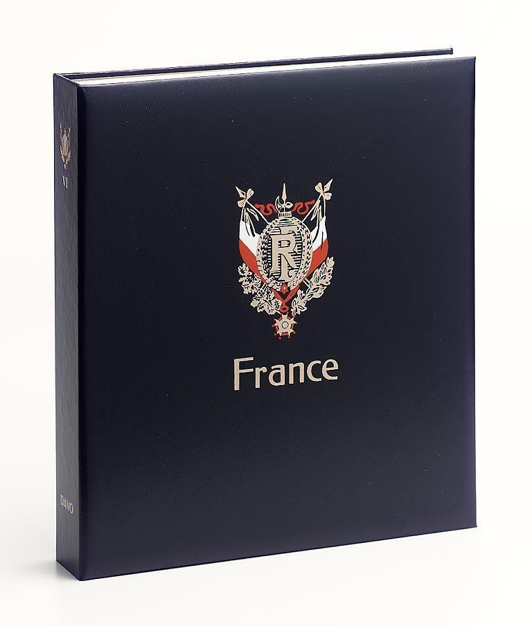 Album Luxe France Sans Numéro pour Blocs Extra DAVO
