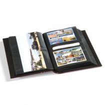 Album Multi-Usage  200 Cartes Postales Bleu