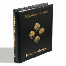Album OPTIMA Complet pour Médailles Souvenir Leuchhturm