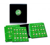 Album Premium pour pièces de 2 Euros 2004 à 2010 Volume 1 Safe