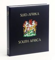 Album Regular Afrique du Sud Union 1910-1961