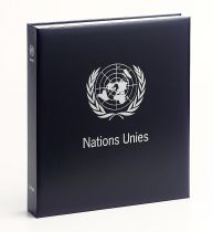 Album Standard-Luxe Nations Unies Genève (2) II 2007-2018 pour Timbres DAVO