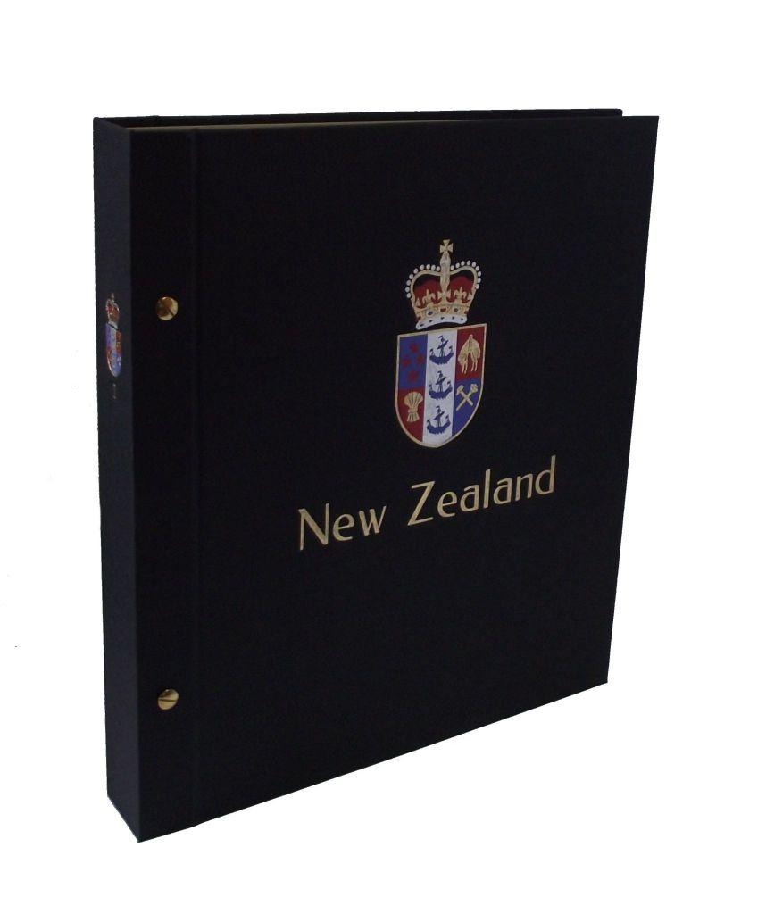 Album Standard Nouvelle Zélande I 1855-1985