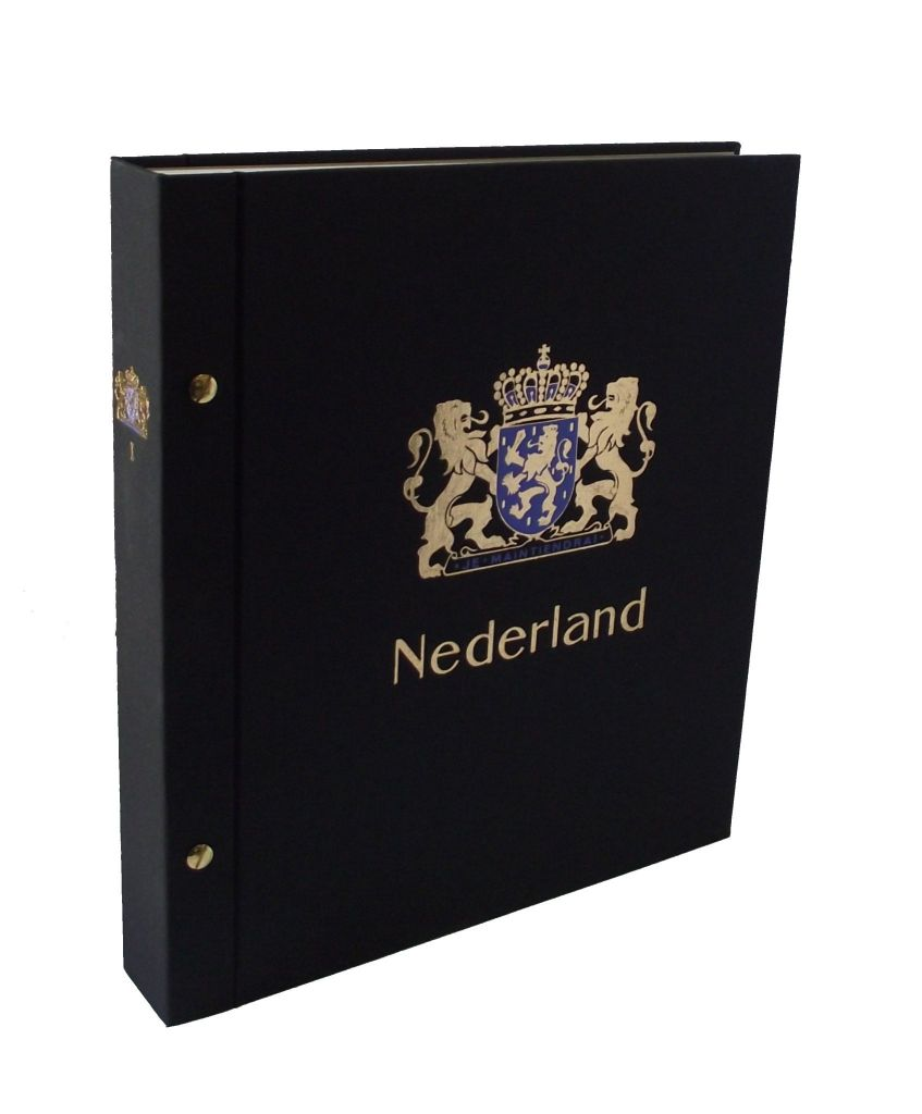 Album Standard Pays-Bas I 1852-1989 DAVO