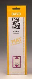 Bandes Davo Alba A26
