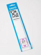 Bandes Davo Cristal C27