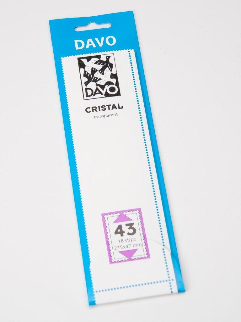 Bandes Davo Cristal C43