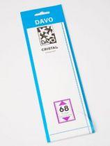 Bandes Davo Cristal C68