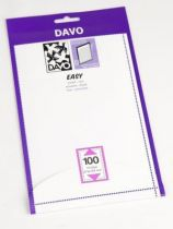 Bandes Davo Easy Noir Z100