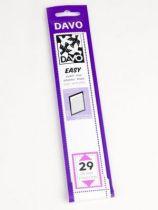 Bandes Davo Easy Noir Z29