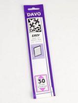 Bandes Davo Easy Noir Z30