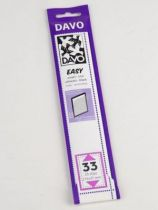 Bandes Davo Easy Noir Z33