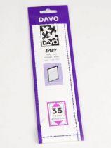 Bandes Davo Easy Noir Z35